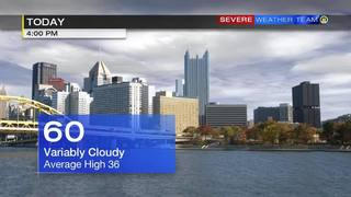 Mild weather to continue Sunday (1/22/17)