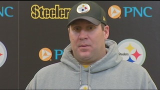 Steelers discuss challenges on the road for AFC Championship