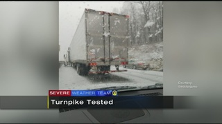 1 year after snowstorm leaves drivers stranded on PA Turnpike, snow…