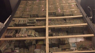 This is what $20M hidden in a mattress looks like