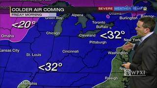 Cold makes a comeback this week (1-23-17)
