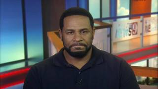 RAW: Jerome Bettis talks about Ben Roethlisberger