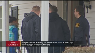 Mayor meets with family of man killed by police
