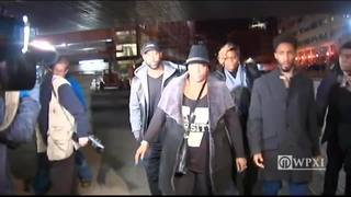 RAW: Darrelle Reevis turns himself into Pittsburgh police