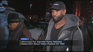 Attorney: NFL star Darrelle Revis not person in TMZ video