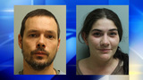 Man, woman arrested for burglarizing Derry Township home