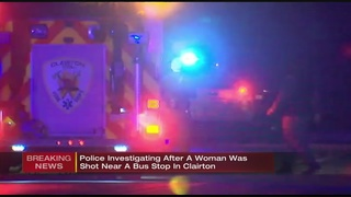 Woman shot in Clairton, police searching for shooter