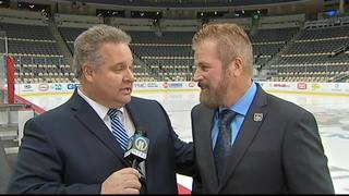 RAW: Bill Phillips & Phil Borque on 11 On The Ice