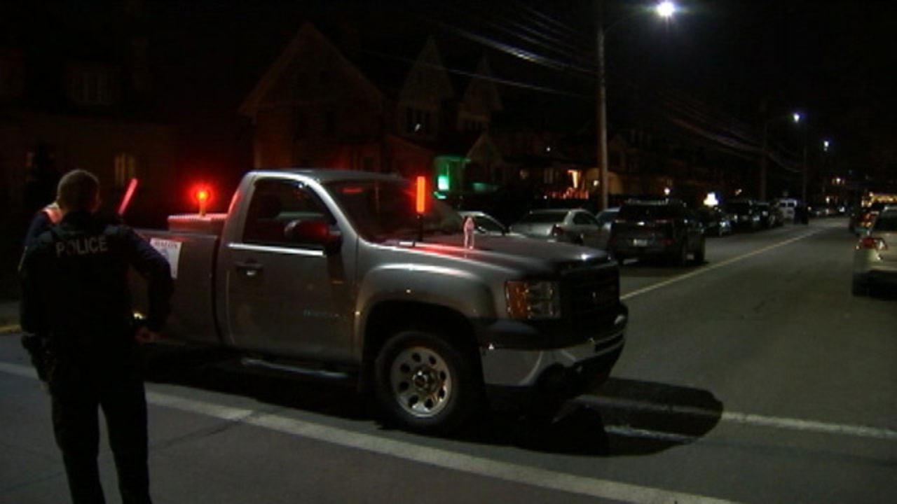 SWAT Team Clears Scene Of Incident In Avalon WPXI - Avalon truck