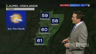 Monday forecast for your neighborhood (2/20/17)