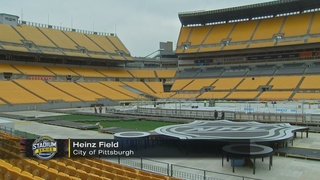 How the weather could impact the ice for Pens-Flyers Stadium Series game