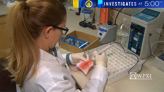 TONIGHT AT 5: 11 Investigates the impact of crime lab backlogs on court cases
