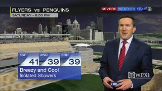 Updated forecast for Stadium Series game on Channel 11