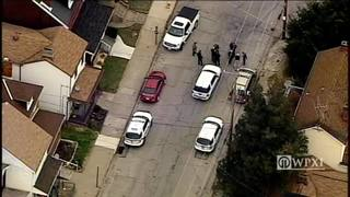 RAW: Chopper 11 over scene of Munhall shooting