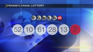 No big Powerball winners in PA