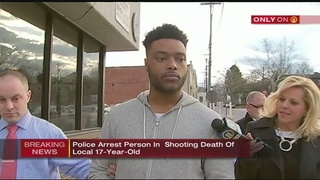 Police arrest person in shooting death of local 17-year-old