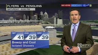 Temps to hover around 40 degrees for Stadium Series game on Channel 11