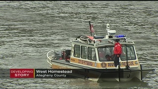 Body pulled from Monongahela River in West Homestead