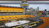 PENS ON 11: Penguins, Flyers hoping for a dash of winter at Heinz Field
