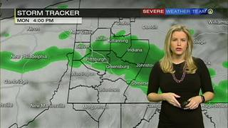 Storm tracker, rain chances this week (2/27/17)