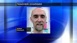 High school math teacher pleads guilty to child pornography charge