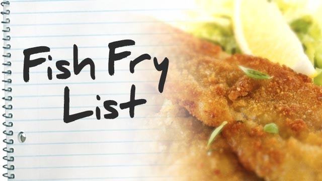 2017 pittsburgh fish fry list wpxi for Vfw fish fry