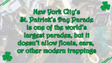 11 facts about St. Patrick's Day - (11/11)