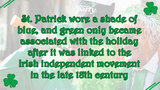 11 facts about St. Patrick's Day - (8/11)
