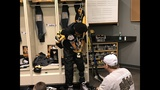 Photos: Penguins 'sign' 5 Make-A-Wish kids to… - (20/31)