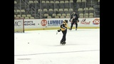 Photos: Penguins 'sign' 5 Make-A-Wish kids to… - (16/31)