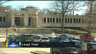 School districts paying to conduct lead testing