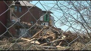 Health officials stop demolition of Brookline building