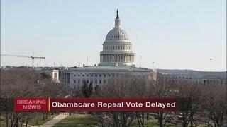 House GOP leaders postponed health care vote
