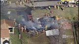 Photos: House explosion in Moon Township