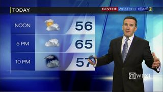 Friday planner and 5-day forecast (3/24/17)