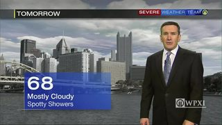 Forecast for today, tonight, tomorrow and next 5 days (3/24/17)