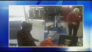 Family Dollar store clerk attacked