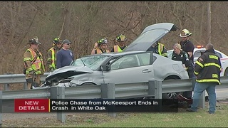 Teen accused of stealing car, causing crash to be charged as adult