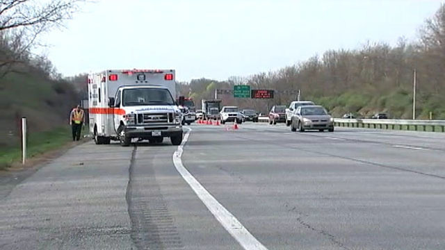 Man killed in crash on I-79 in Franklin Park - WPXI