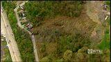 Photos: Landslide closes Hazelwood road - (7/18)