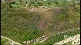 Photos: Landslide closes Hazelwood road - (9/18)