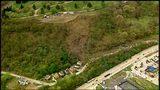 Photos: Landslide closes Hazelwood road - (2/18)