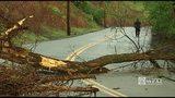 Photos: Landslide closes Hazelwood road - (12/18)