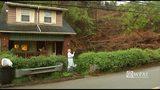Photos: Landslide closes Hazelwood road - (11/18)