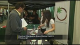 Pittsburgh hosts medicial marijuana expo