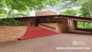 Frank Lloyd Wright house up for sale