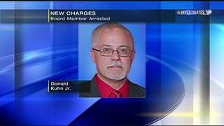 Penn Hills school board member facing drug possession charges