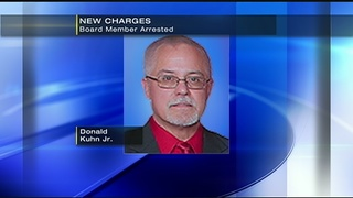 Penn Hills school board member facing drug possession charges resigns