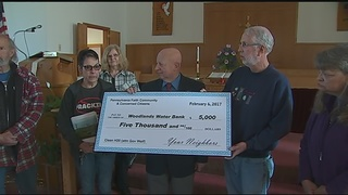 $5,000 given to Butler County community for clean drinking water