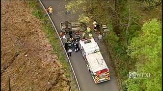 RAW: Rollover crash in Emsworth